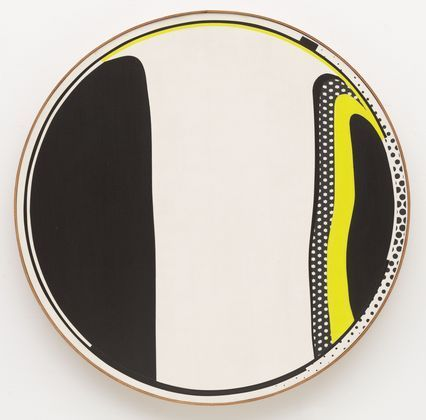Roy Lichtenstein - 'Mirror # 10' 1970